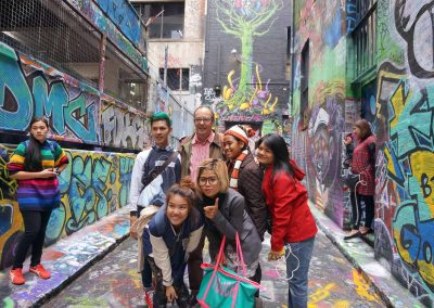 staff-facilities-amazing-race-laneways-walk-with-nick